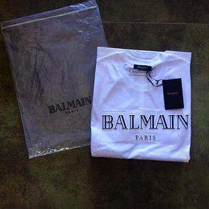NEW 'BALMAIN' SHORT SLEEVE MEN SHIRTS!!